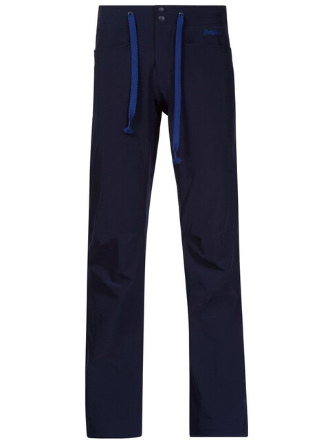 Bergans Cecilie Climbing Pants Women Navy Melange/Ink Blue